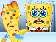 Spongebob Foot Doctor