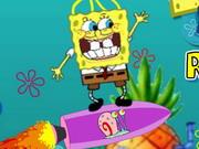 Spongebob Rocket Blast