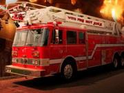 Firefighters Truck 3