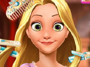 Rapunzel Princess New Hairstyle