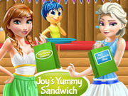 Joy Cooking Fresh Sandwich